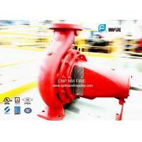 China Water Use Horizontal End Suction Centrifugal Pumps 300GPM /125PSI FM Approved on sale