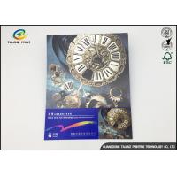 China Recyclable Handwork Festival Paper Greeting Cards with Colorful Printing wholesale