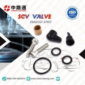 China suction control valve d40 navara suction control valve 4m41 wholesale