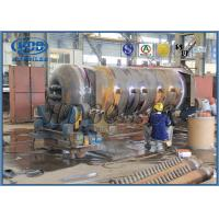China Coal Fired Power Plant Power Boiler header With ASME standard , Material Carbon Steel wholesale