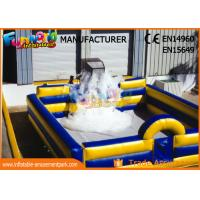 China Commercial Grade Inflatable Backyard Water Park / Inflatable Foam Dance Pit on sale
