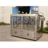 China Compact Structured Bottling Line Equipment , Carbonated Soft Drink Filling Machine on sale