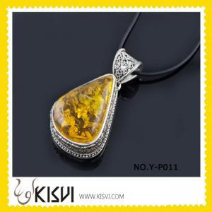 Quality Fashion Gemstone Charm Pendant for sale