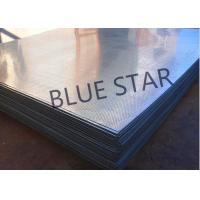 China 304 / 316 Stainless Steel Perforated Sheet Metal Plate 0.2 - 12MM Thickness wholesale