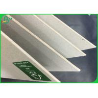 China Anti - Curl FSC Certified Grey Chipboard With 700GSM TO 1500GSM wholesale
