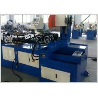 China Stainless Steel Pipe Cutting Machine , Manual / Pneumatic Tube Cutting Equipment wholesale