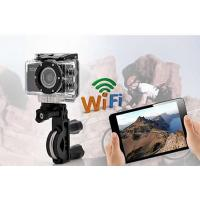 Quality Infrared Remote Control WIFI Full HD Action Camera with Rechargeable Battery 1000mah for sale
