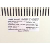 Quality Three Phase Ac Voltage Regulator For Refrigerator / Fuel Consumption for sale