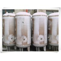 China Customized Stainless Steel Extra Replacement Tank For Air Compressor System wholesale