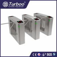 China OEM Outdoor Tripod Turnstile With Counting Functions,Can Work With Access Controller Install In Office Buildings wholesale