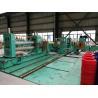China PLC Siemens Slitting Line Machine , 1200mm Length Steel Cutting Shears wholesale