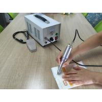 China 40Khz Portable Ultrasonic cutting machine ultrasonic cutting knife for 0.01~3mm PC foils wholesale