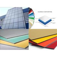 Buy cheap 3mm/4mm Thickness Aluminum composite panel product