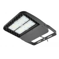 China Square Exterior Area Lighting 100W 130LPW Efficiency Meanwell / Sosen Driver wholesale