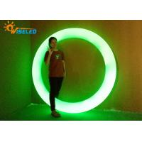 Colorful Large Led Light Furniture 2 Meter For Shopping Mall Decoration