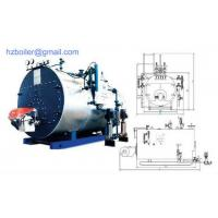 China Horizontal Oil(Gas) Fired Steam Boiler wholesale