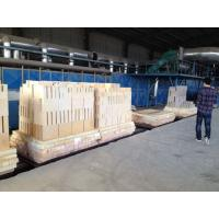 China SK - 38 Refractory Fire Brick with Yellow Color  Contain 70% Al2O3 with Customzied Size wholesale