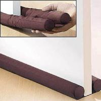 China Twin draft guard and twin draught excluder as seen on tv,draft blocker wholesale