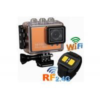 Quality CE / ROHS FHD DV Extreme Sports Camera Recorder / Digital Video Drift Action for sale