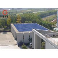 China 90 KW On Grid Solar Power System , Poly Solar Panel Power System For Home wholesale