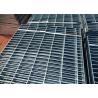China Galvanized Press Lock Steel Grating For Prevent Slippery Drainage Catwalk wholesale