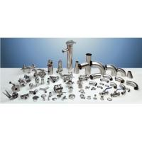 China Mirror polished sanitary stainless steel pipe fitting Material SS304,SS316-Accesorios sanitarios wholesale
