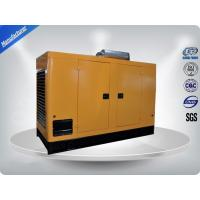 China AC Industrial Container Generator Set Silent Rainproof 1500 R / Min Rotation Speed wholesale