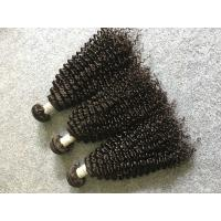 China Extremely Soft 8A Virgin Hair Bundles No Split Ends , Free Tangle For Women wholesale