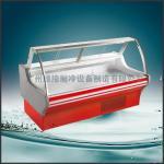 Deli Counter Display Panasonic Compressor , Deli Refrigeration Equipment For