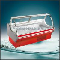 Quality Deli Counter Display Panasonic Compressor , Deli Refrigeration Equipment For Food Grocery for sale