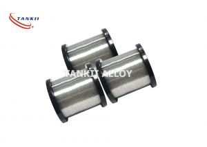 China ASME Nonmagnetic Nicr Alloy Nicr6015 Heating Resistance Wire wholesale