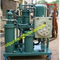 Buy cheap Vacuum High Viscosity Lube Oil Filtration Plant, waste oil filter, oil cleaning from wholesalers