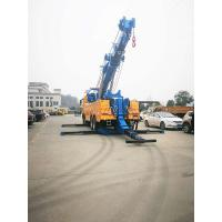 China 60T Heavy Crane arm for truck,60T Rotary Crane for Africa wholesale