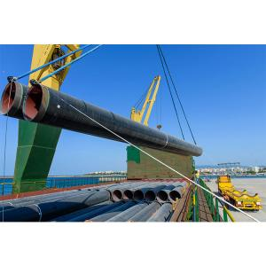 China API 5L X70 LSAW pipe Carbon Steel Pipe/tube petroleum gas oil seamless tube/Anti-corrosion 3PE Coating LSAW Steel Pipe wholesale