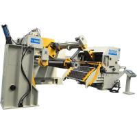 Buy cheap Auto Parts Stamping Processing, 3-in-1 Feeder, Stamping Automatic Feeding from wholesalers