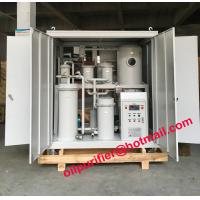 China New enclosed house cover type lubricant oil processing equipment, lube oil cleaning plant wholesale