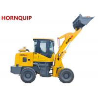 Buy cheap HORNquip 1.8 Ton Front End Wheel Loader 930L Color Customized With 1.0m3 Bucket from wholesalers