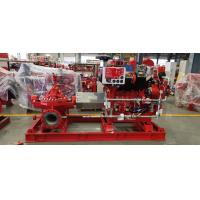 China High Performance Split Case Fire Pump With Eaton Controller  50HZ-380V -000 centrifugal fire pump ul listed fire pumps wholesale