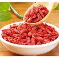 China Full Nutritions No Sugar Added Dried FruitDried Wolfberries Vitamins Contained wholesale