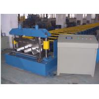 China Auto Cutting 1025 Floor Deck Roll Forming Machine 7.5kw Power Hydraulic Pump wholesale