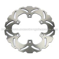 China 240mm Motorcycle Brake Disc Rotor For Front Left / Right Position wholesale