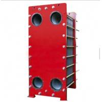 China SUS 306 / 316 Gasketed Plate Heat Exchanger Multipurpose Home Or Commerical Use on sale