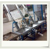 China CE Approved plastic screw feeder OEM Supplier/ Plastic Conveyor/ automatic Plastic loader price wholesale