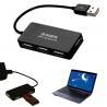 China 2 Port 4 Port 6 Port 7 Port Powered USB 2.0 Hub Customized Overload Current Protection wholesale