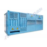 Buy cheap 390V / 690V Blue Color Resistive Reactive Load Bank For Inverter Testing from wholesalers