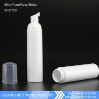 Buy cheap 90ml stylish design Foaming Face Wash bottle from wholesalers