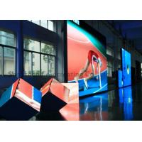 Buy cheap HD Super Thin P4 Outdoor Full Color LED Display IP65 P8 LED Advertising Billboard Waterproof product