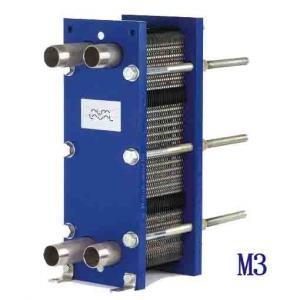China Hot water heat exchanger,steam heat exchanger,Frame and plate M3 Plate Heat Exchanger,Gaskets plate heat exchanger on sale