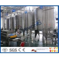 China Full Automatic Soft Drink Production Line For Energy Drink Manufacturing Process 3000-20000BPH on sale