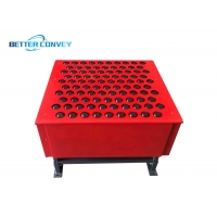 Buy cheap 45 Degrees 90 Degrees Ball Diverting Conveying Wheel Diverter from wholesalers